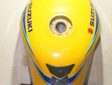 Бак топливный, Suzuki, GSX R 600, 2000, 0, 0
