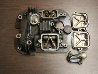 Клапанная крышка Передняя, Suzuki, VZ 400 Desperado, 1997, 0, 0