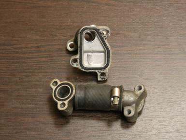 Патрубки охлаждения (комплект), Suzuki, VZ 400 Desperado, 1997, 0, 0