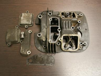 Клапанная крышка Задняя, Suzuki, VZ 400 Desperado, 1997, 0, 0