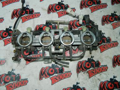 блок инжектора, Kawasaki, ZX 6 R Ninja, 2006, 0, 0