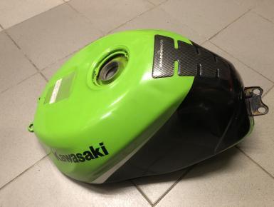 Бак топливный, Kawasaki, ZX 6 R Ninja, 2002, 0, 0