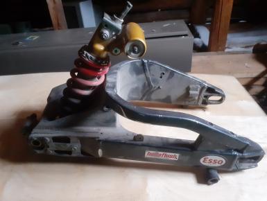 Амортизатор задний, Kawasaki, ZX 6 R Ninja, 2005, 0, 0