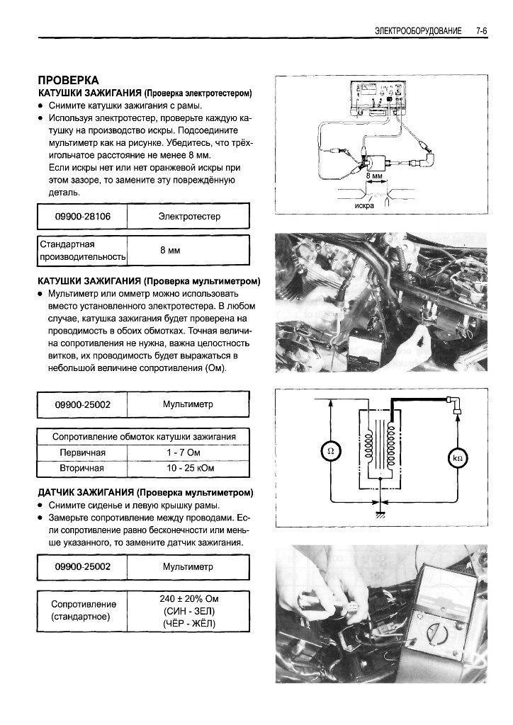руководство по эксплуатации сузуки витара 1994